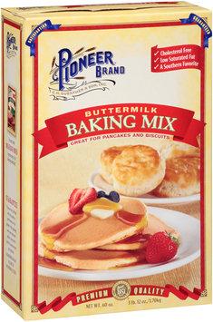 Pioneer® Brand Buttermilk Baking Mix 60 oz. Box