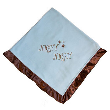 Pam Grace Creations Blanket - Night Night