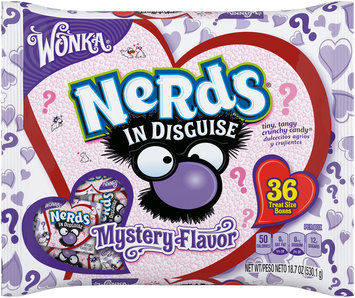 NERDS In Disguise Bag , 36 treat size boxes
