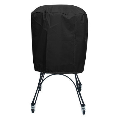 KoverRoos 73061 Weathermax X-Large Smoker Cover Black - 24 Dia x 34 H in.
