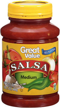Great Value® Medium Salsa