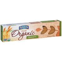 Ronzoni® 100% Organic™ Spaghetti 16 oz. Box