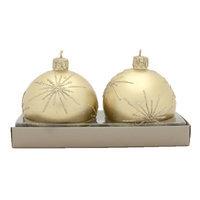 Fantastic Craft Firework Ball Novelty Candle Size: 3