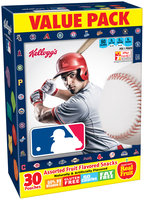 Kellogg's® MLB® Fruit Flavored Snacks 30 ct Pouches