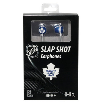 iHip Logo Earbud - Toronto Maple Leafs