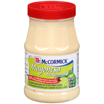 McCormick® Mayonesa Mayonnaise 14 fl. oz. Bottle