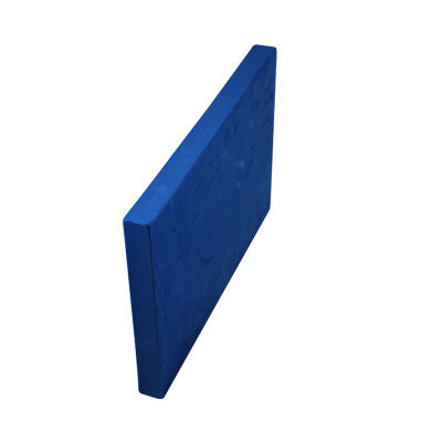 Yoga Direct Llc Yoga Direct 1 in. Foam Yoga Brick - Blue