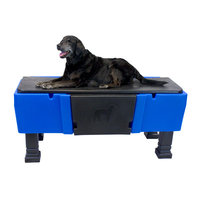 Good Ideas Groom-Pro Pet Tub Grooming Station Color: Blue