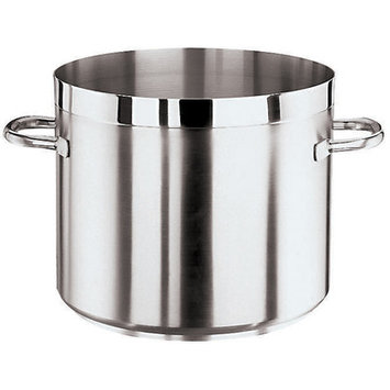 Paderno World Cuisine Stainless Steel 23 1/4 Qt. Low Stockpot