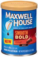 Maxwell House Smooth Bold Coffee