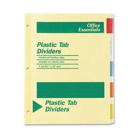 Avery Office Essentials Insertable Letter Tab Index Divider Set