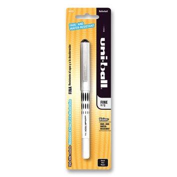 Eberhard Faber Uni Ball Black Fine Point Vision Stick Roller Ball Pen