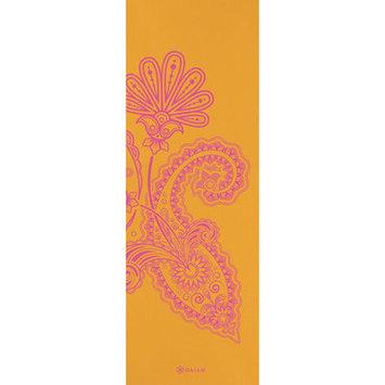Gaiam America GAIAM Paisley Flower Yoga Mat
