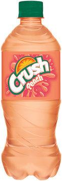 Crush® Peach Soda 20 fl. oz. Bottle