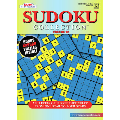 Bulk Buys Sudoku Collection Books - Case of 120