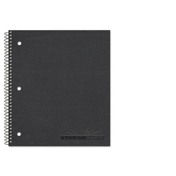 Rediform National Pressguard 3-Subject Notebook