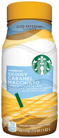 Starbucks® Skinny Caramel Macchiato Iced Espresso 48 fl. oz. Bottle