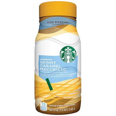 STARBUCKS® Iced Espresso Classics - Skinny Caramel Macchiato