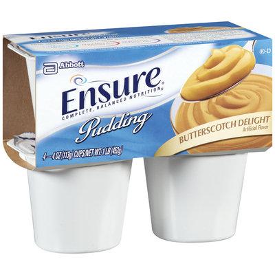 Ensure® Original Butterscotch Delight Pudding