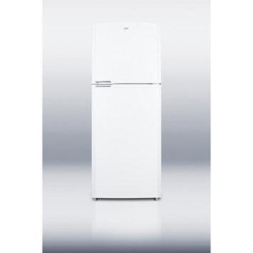 Summit Appliance Counter Depth Frost-Free Refrigerator Freezer