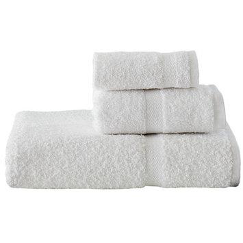 Welspun Welington Silver Hotel 6 Piece Towel Set