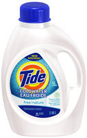 Tide Free for Coldwater Liquid Laundry Detergent 52 Loads 2.95 L
