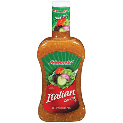 Schnucks Italian  Dressing 24 Oz Squeeze Bottle