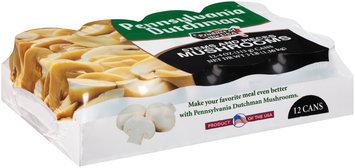 Pennsylvania Dutchman Stems and Pieces Mushrooms 12-4 oz. Cans