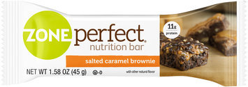Zone Perfect® Salted Caramel Brownie Nutrition Bar