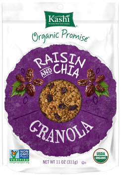 Kashi® Organic Promise Raisin and Chia Granola