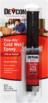 Devcon® Home Flow-Mix® Cold Weld Black Epoxy Item #24445 .47 fl. oz. Syringe