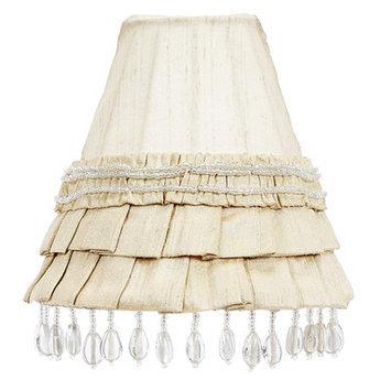 Jubilee Collection 1303 Skirt Dangle Nightlight in Ivory