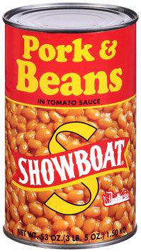 Showboat® Pork & Beans in Tomato Sauce