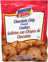 Special Value® Chocolate Chip Flavored Cookies