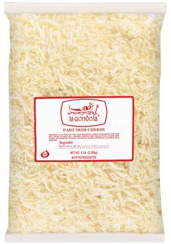 La Gondola® Part Skim Cheese 5 lb Bag