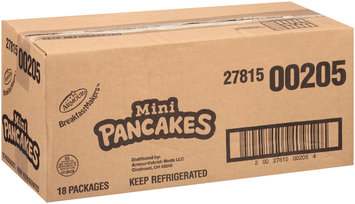 Armour® Breakfast Makers™ Mini Pancakes 2.6 oz. Tray