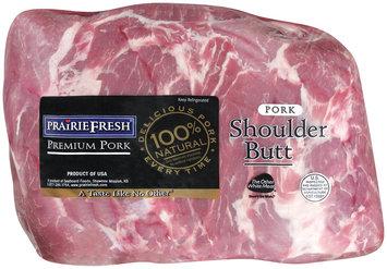 PrairieFresh® Natural Center Cut Pork Shoulder Butt 2-Pack