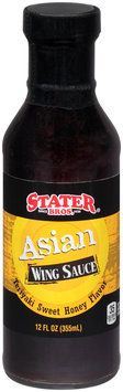 Stater Bros.® Asian Wing Sauce 12 fl. oz. Bottle