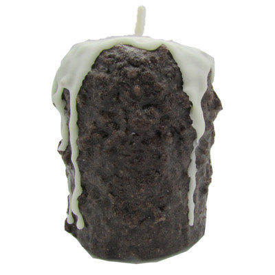 Starhollowcandleco Whoopie Pie Pillar Candle Size: Taddy Fatty 2.5