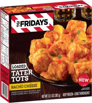 TGI Friday's™ Nacho Cheese Loaded Tater Tots® 13.5 oz. Box