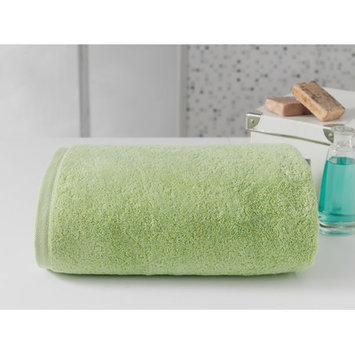 Makroteks Textile L.l.c. Salbakos 40X80 Largest Jumbo Bath Sheet Terry Towel, Green