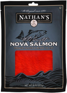 Nathan's™ Wild Caught Nova Salmon 8 oz. Pack