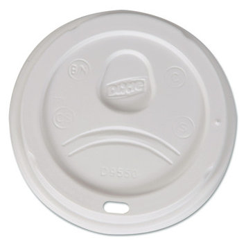 Dixie Sip-Through Dome Hot Drink Lid (Pack of 100)