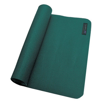 Zenzation Athletics Premium Yoga Mat - Newburg Green (6.5mm.)