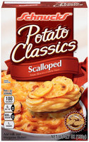 Schnucks® Potato Classics™ Scalloped Potatoes 4.7 oz. Box