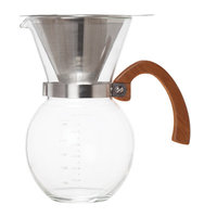 Hic Harold Import Co. Pour Over Borosilicate Coffee Maker