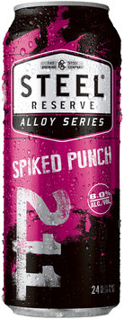 Steel Reserve® Alloy Series Spiked Punch 24 fl. oz. Can