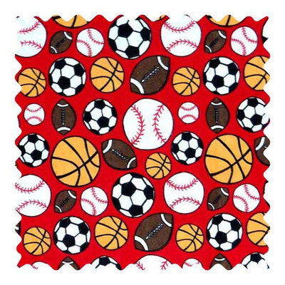 Stwd Sports Fabric by the Yard