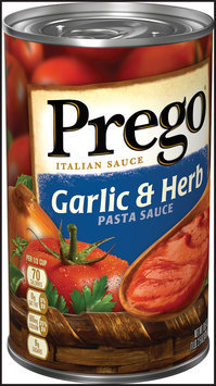 Prego® Italian Sauce Garlic & Herb Pasta Sauce 18.5 oz. Can