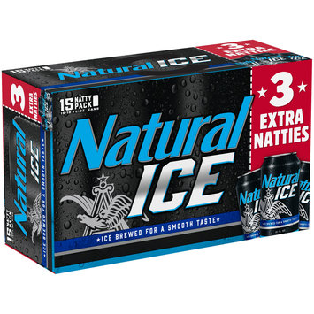 Natural Ice Beer Can Pack
